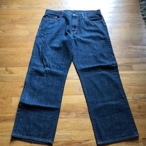 Men's lucky brand jeans size 36